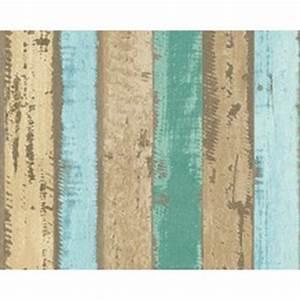 Tapete Holzoptik Blau : as cr ation tapeten farbe lacke mit muster holz ~ Sanjose-hotels-ca.com Haus und Dekorationen