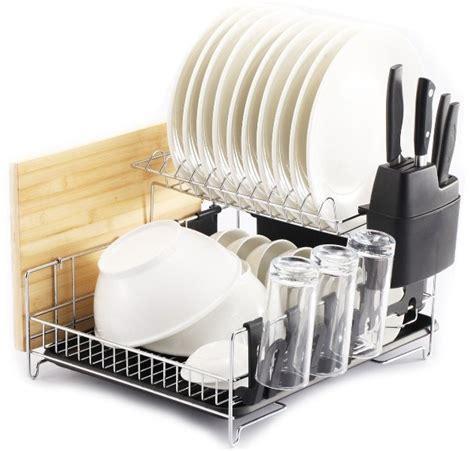 dish racks   top rated utensil drainers  holders fully reviewed skingroom