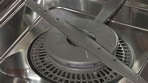 Lg Dishwasher Lower Spray Arm Assembly  Agb32598301