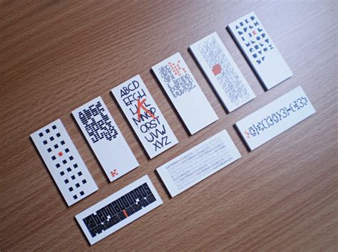 37+ Mini Business Cards