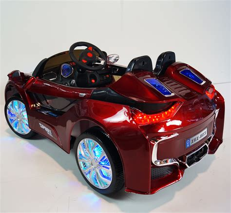 Bmw I8 Style Ride On Toy Car Remote Control 12volts