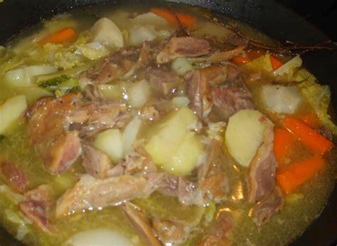 cuisiner du chou chinois recette de garbure la recette facile