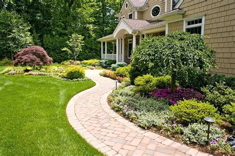 Best Trees For Front Yard Landscaping Full Image For Small
