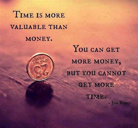 motivational quote  jim rohn  time  money time