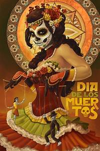 art of the beautiful-grotesque: Dia de los Natitas