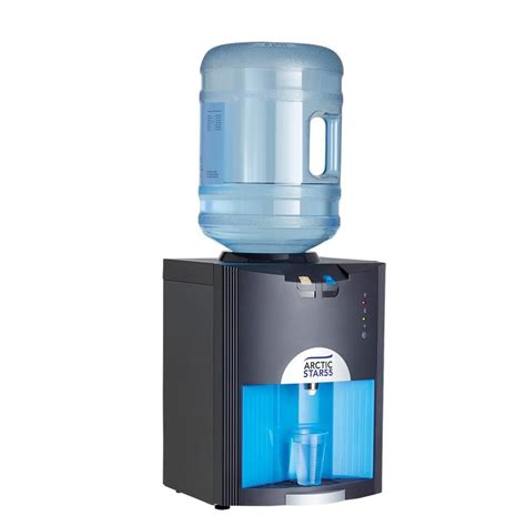 It should also be heated to the right temperature of when you really think about it, the importance of water in the coffee brewing process makes perfect sense and you may want to ask yourself, what. AA FIRST ARCTIC STAR 55 Table Top Bottled Water Cooler ...