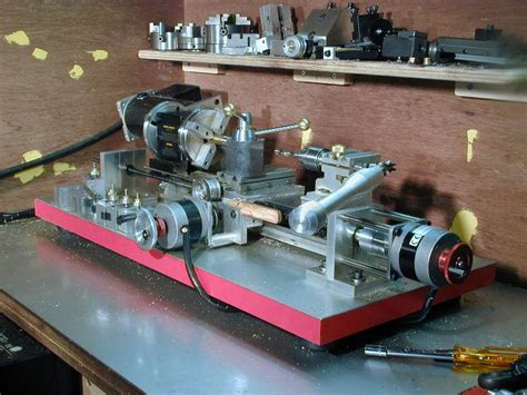pin  lathe metal