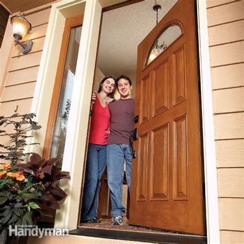 How to Install a Door - The Family Handyman
