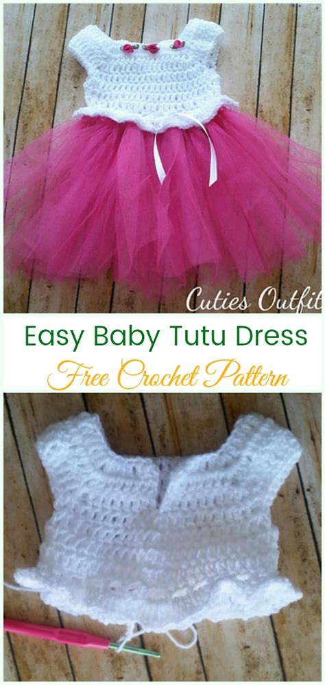 crochet girls dress  patterns instructions