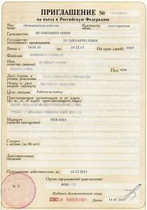 types of russian visas tourist business work and other With russian visa invitation letter