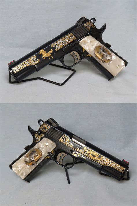 central florida pawn colt custom shop pistols
