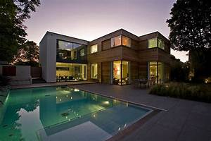 Exclusive, Contemporary, London, Home, Blends, Urbane, Style, With, Playful, Charm