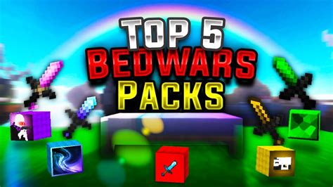 Top 5 Best Bedwars Pvp Texture Packs Fps Boost 189