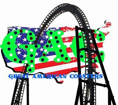 Park Clipart Rollercoaster Theme Transparent California Vote
