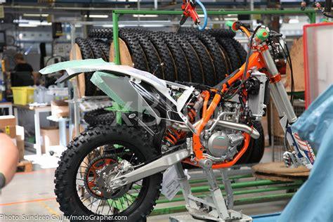 ktm factory visit austria