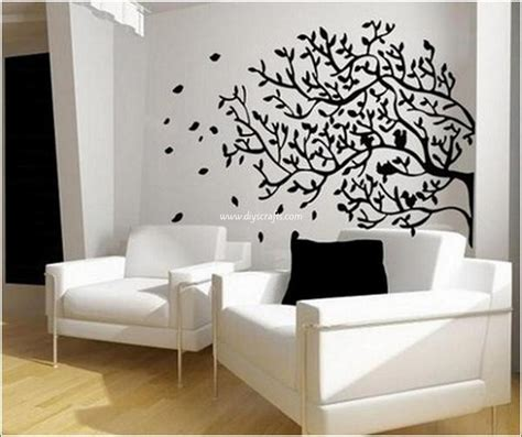 Designer Wohnzimmer Wand by Modern Wall Designs For Living Room Diy Crafts
