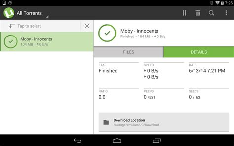 android torrent the 181 torrent 174 beta torrent app android apps on
