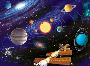 Ravensburger The Solar System - 200 Piece Puzzle , New ...
