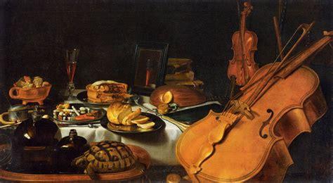 instrument cuisine claesz at food in the arts