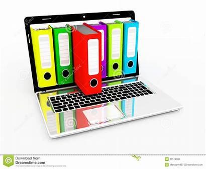 Computer Archives Laptop Ordinateur Dossiers Portable Folders