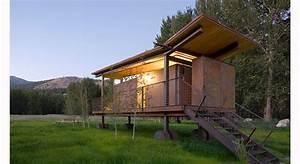 20 cabanes de designers pour amenager votre exterieur With materiaux exterieur de maison 10 maison en bois les cabanes dolivier cabane en bois