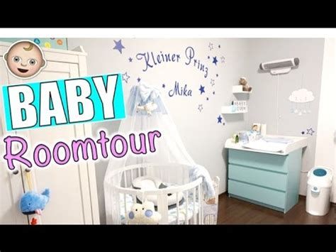Baby Roomtour 2017 ♥︎ Junge Youtube