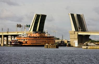 Ferry Boat Discretionary Program by Program To Convert Staten Island Ferryboat From Diesel To