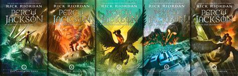 Rick Riordan's Percy Jackson And The Olympians Gets New