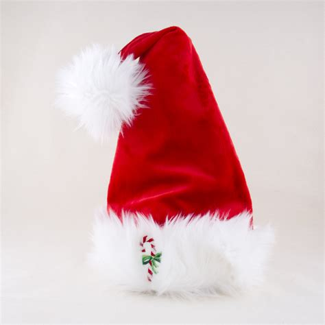 santa cool hat in red with christmas tree hoho hats