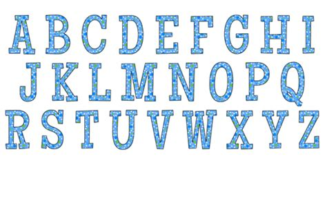 blue polka dot alphabet coloring page print color fun