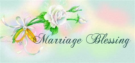 marriage blessing