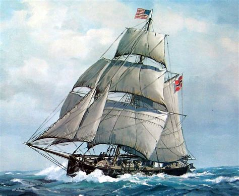Sailboat Used In Adrift by The Technology Of Sail Worlds Adrift