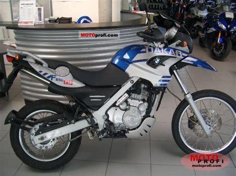 bmw f 650 gs dakar 2006 specs and
