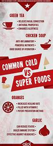 4 Foods That Fight The Common Cold