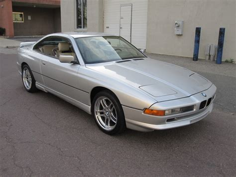 1991 Bmw 850i With Ac Schnitzer Kit No Reserve German