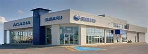 Concession Subaru : vente de la concession acadia subaru ~ Gottalentnigeria.com Avis de Voitures