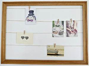 DIY: maak makkelijk je eigen fotolijst met touw