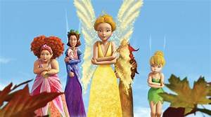 Tinkerbell and the secret of the wings | Tinkerbell film ...