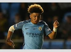 Jadon Sancho Arsenal and Celtic want Man City starlet