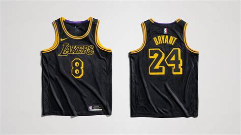Enjoy fast shipping and easy returns on all purchases of lakers nba finals championship gear, champions apparel, and. Lakers Wearing 'Black Mamba' Jerseys For Playoff Game To ...