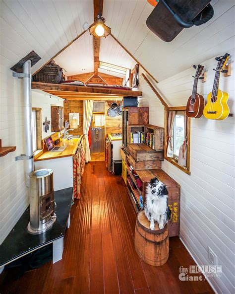 Tiny Home Interiors 20 Tiny Homes That Make The Most Of A Space Bored Panda