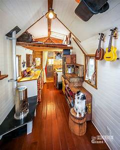 Tiny House Mobil : 20 tiny homes that make the most of a little space bored panda ~ Orissabook.com Haus und Dekorationen