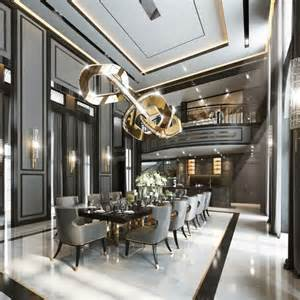 luxury interior design home 25 best ideas about luxury dining room on