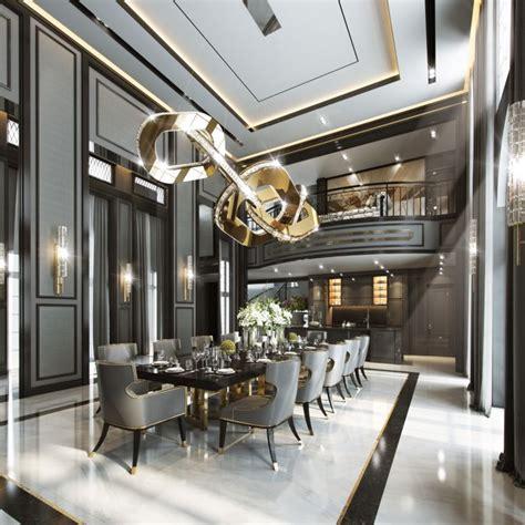 modern luxury dining room ujecdent