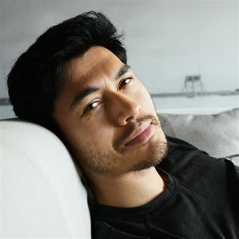 Henry Golding (Nicholas Young) | Where to Follow Crazy ...
