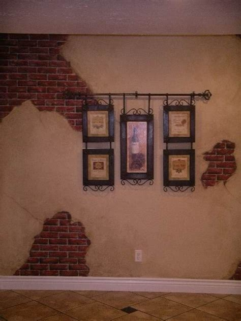 faux exposed brick 17 best images about brick plaster on pinterest stucco walls venetian and interior brick walls