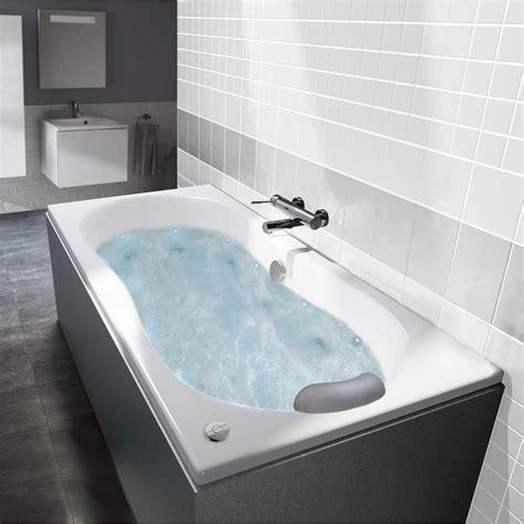 baignoire baln 233 o avec tablier rectangulaire l 180x l 80 cm