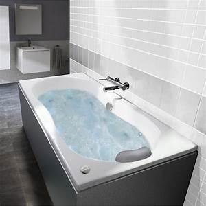 Prix Baignoire Balneo : baignoire baln o avec tablier rectangulaire cm ~ Edinachiropracticcenter.com Idées de Décoration
