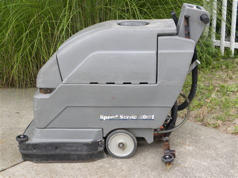 Nobles Floor Scrubber 2001 by Antique1977 Nobles Speed 2001 21 Quot Floor Scrubber