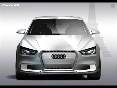 2008 Audi A1 Sportback Concept Car Report